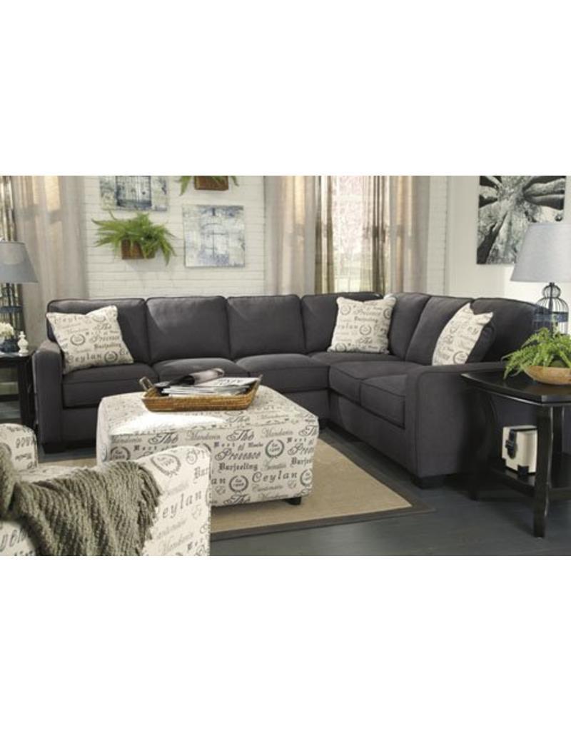 ashley furniture alenya 3pc sectional