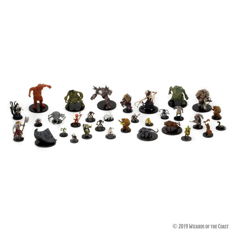 Dungeons and Dragons Icons of Realms Volo & Mordenkainen's
