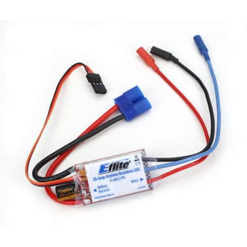 small resolution of efla325a 25a brushless esc