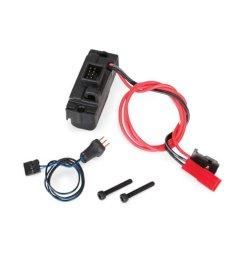 traxxas led lights power supply regulated 3v 0 5 amp  [ 800 x 1024 Pixel ]