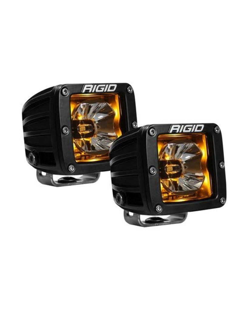 hight resolution of rigid industries radiance pod amber top notch accessories llc on rigid dually wiring