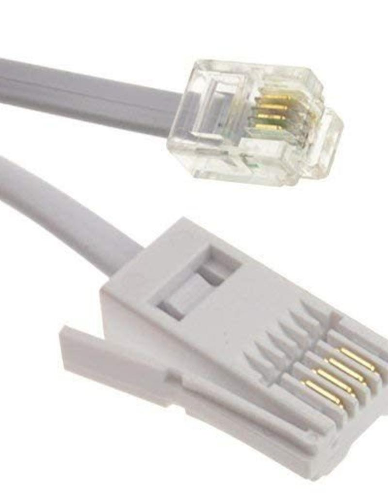 hight resolution of rj11 datum cable