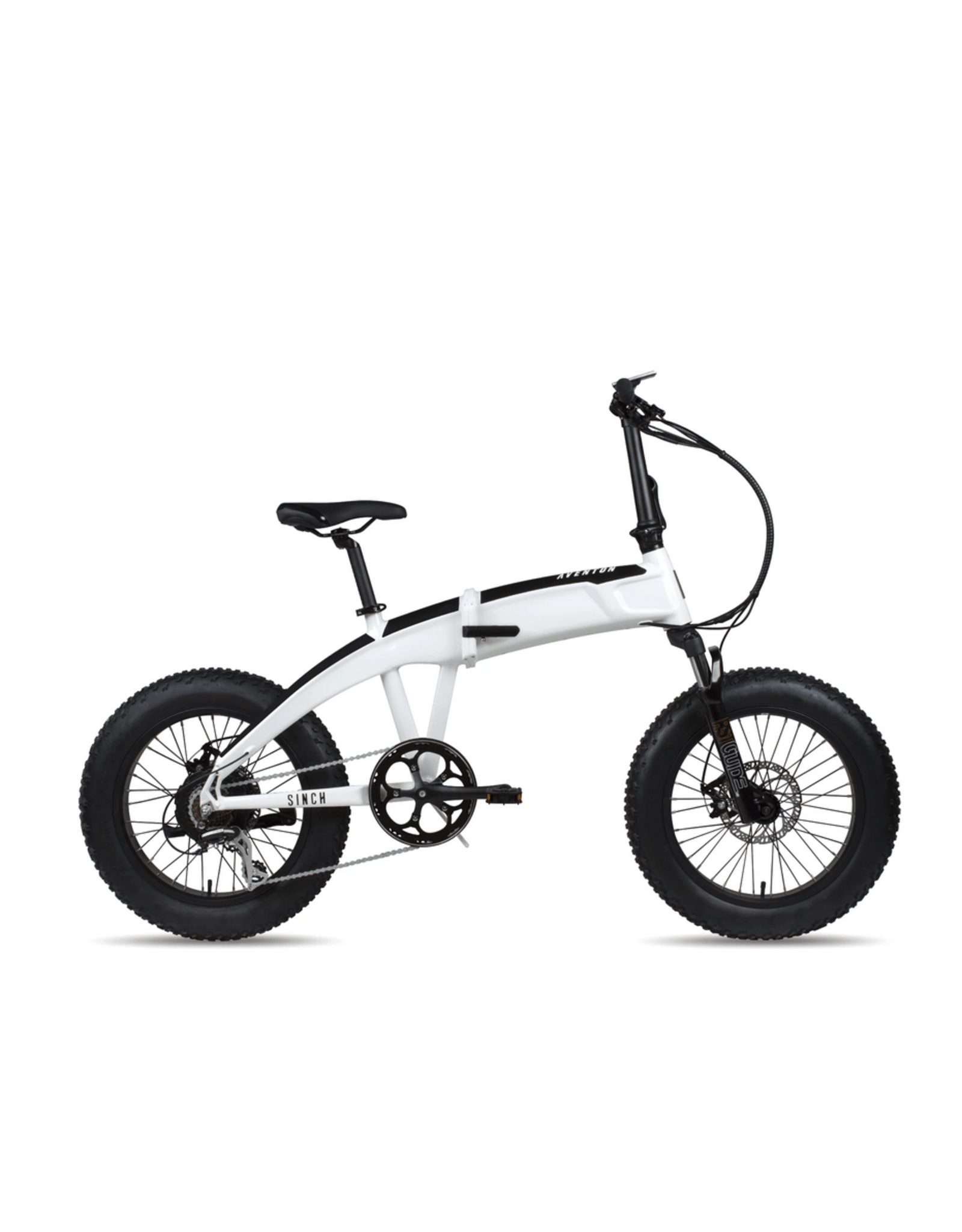 Folding Bmx Bike : folding, Aventon, Sinch, Folding, Garage