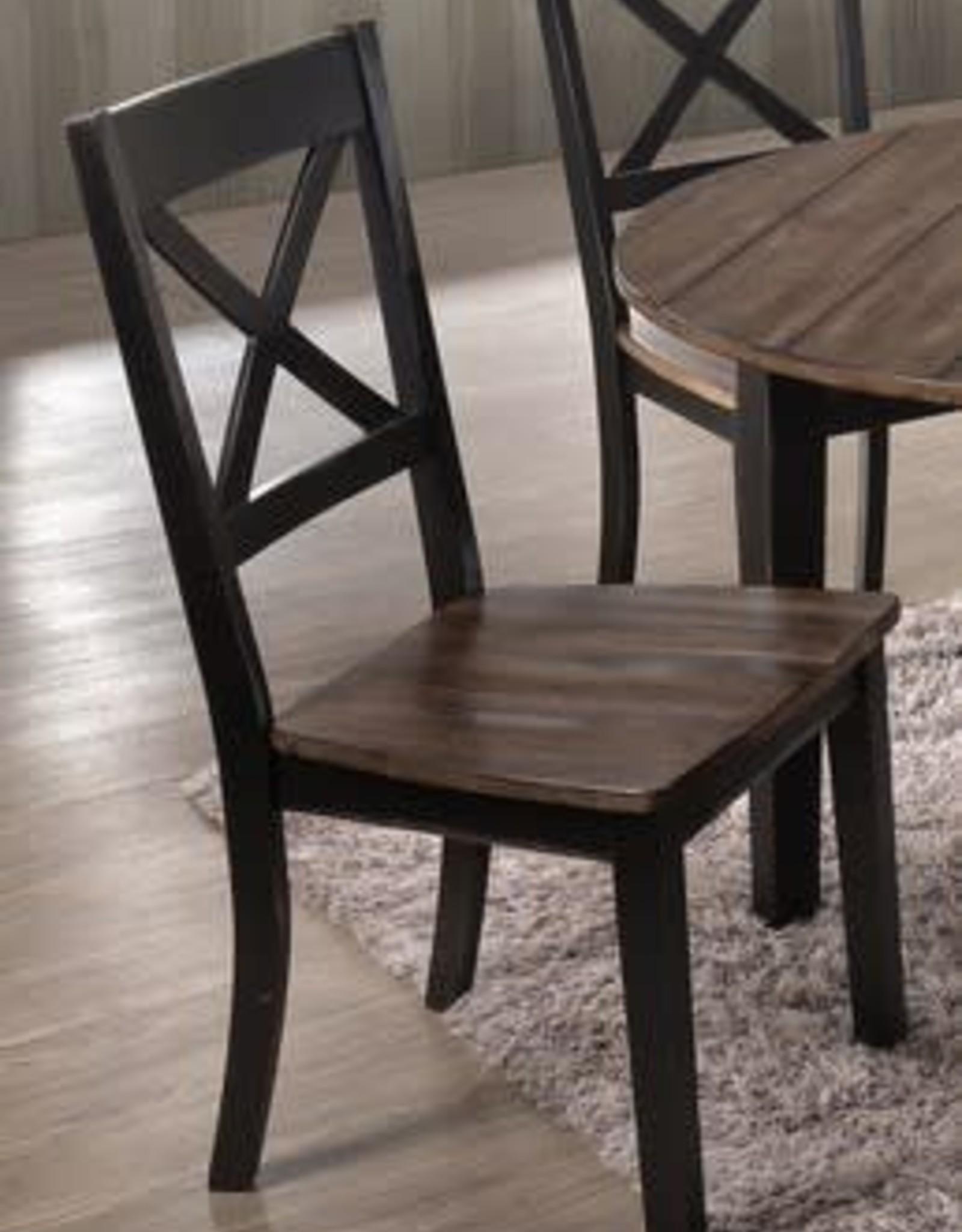 A La Carte Chairs Black Bargain Box And Bunks