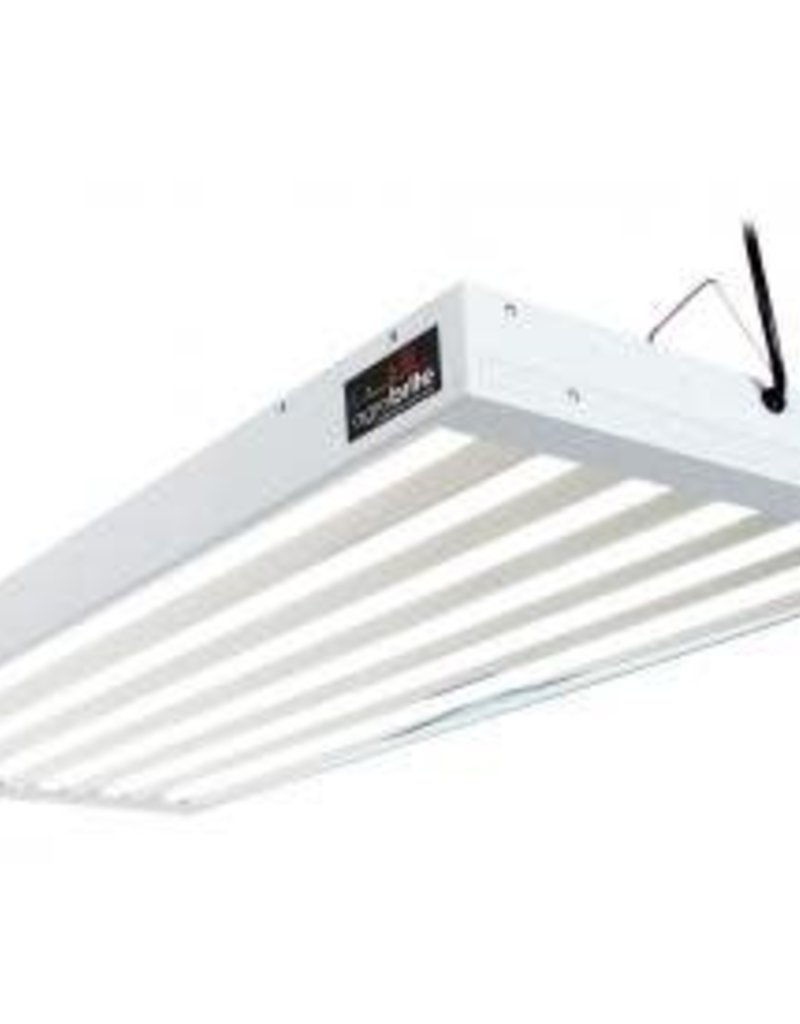 hight resolution of agrobrite agrobrite t5 324w 4 6 tube fixture with lamps