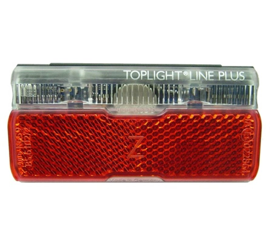 busch muller b m toplight line plus brake tek tail light