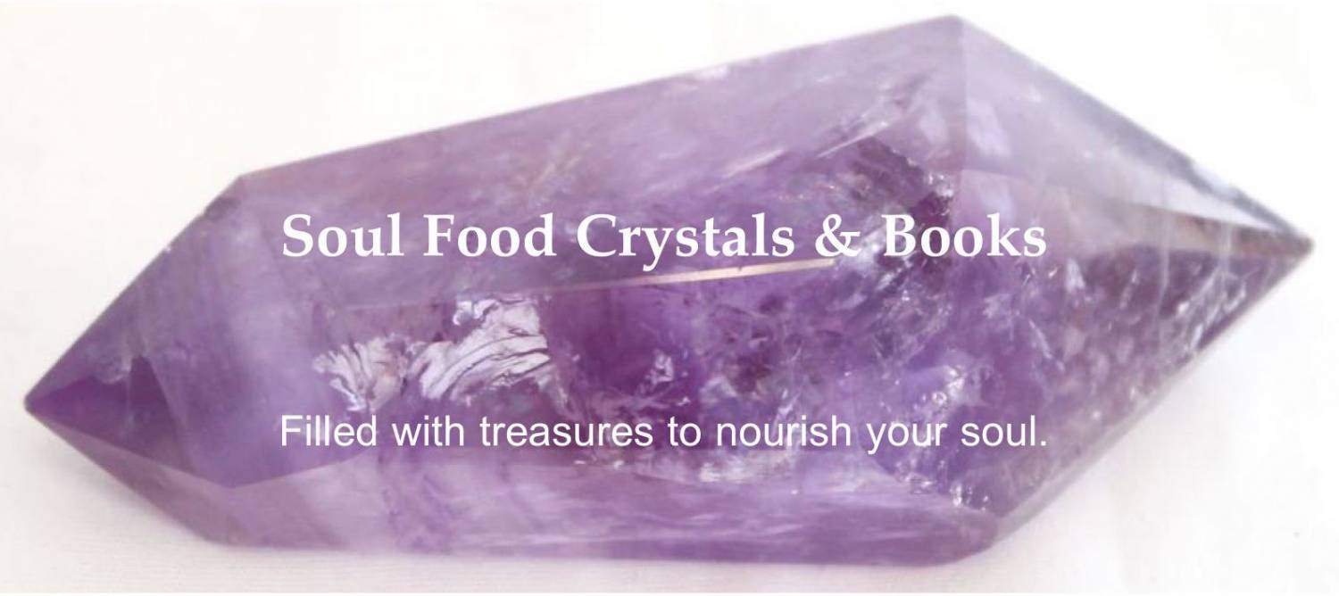 soul food crystals books