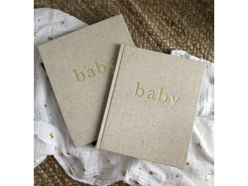 baby journal the first