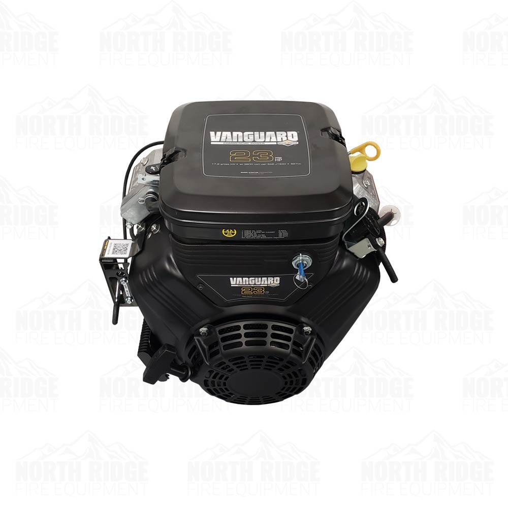 hight resolution of briggs and stratton briggs stratton 23hp vanguard engine with keyed shaft