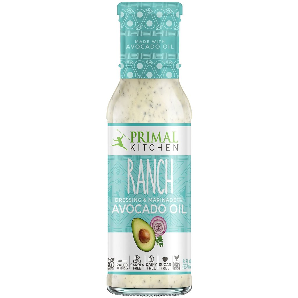 Primal Kitchen Ranch Dressing - Healthy Family Foods