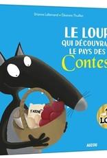 Loup Au Pays Des Contes : contes, Découvrait, Contes, OJEUX