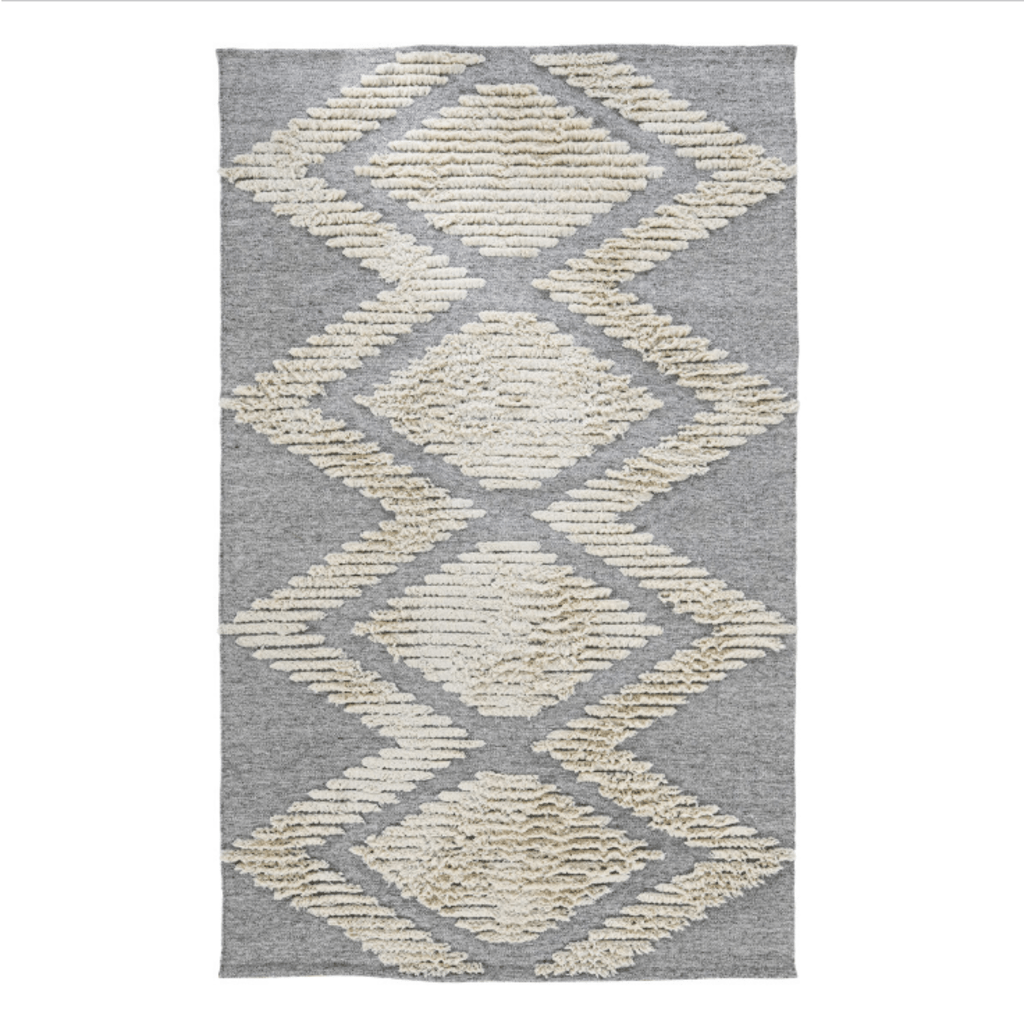 avalon granite gray indoor outdoor rug 8x10