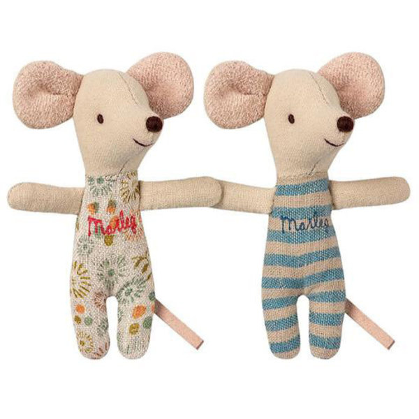 maileg mouse twins in