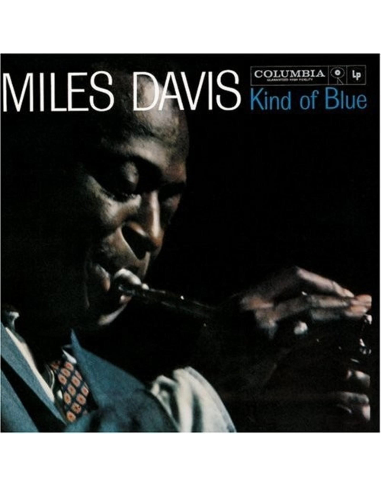 Kind Of Blue Miles Davis : miles, davis, Vinyl, Miles, Davis, (180g), Sweat, Records, Store