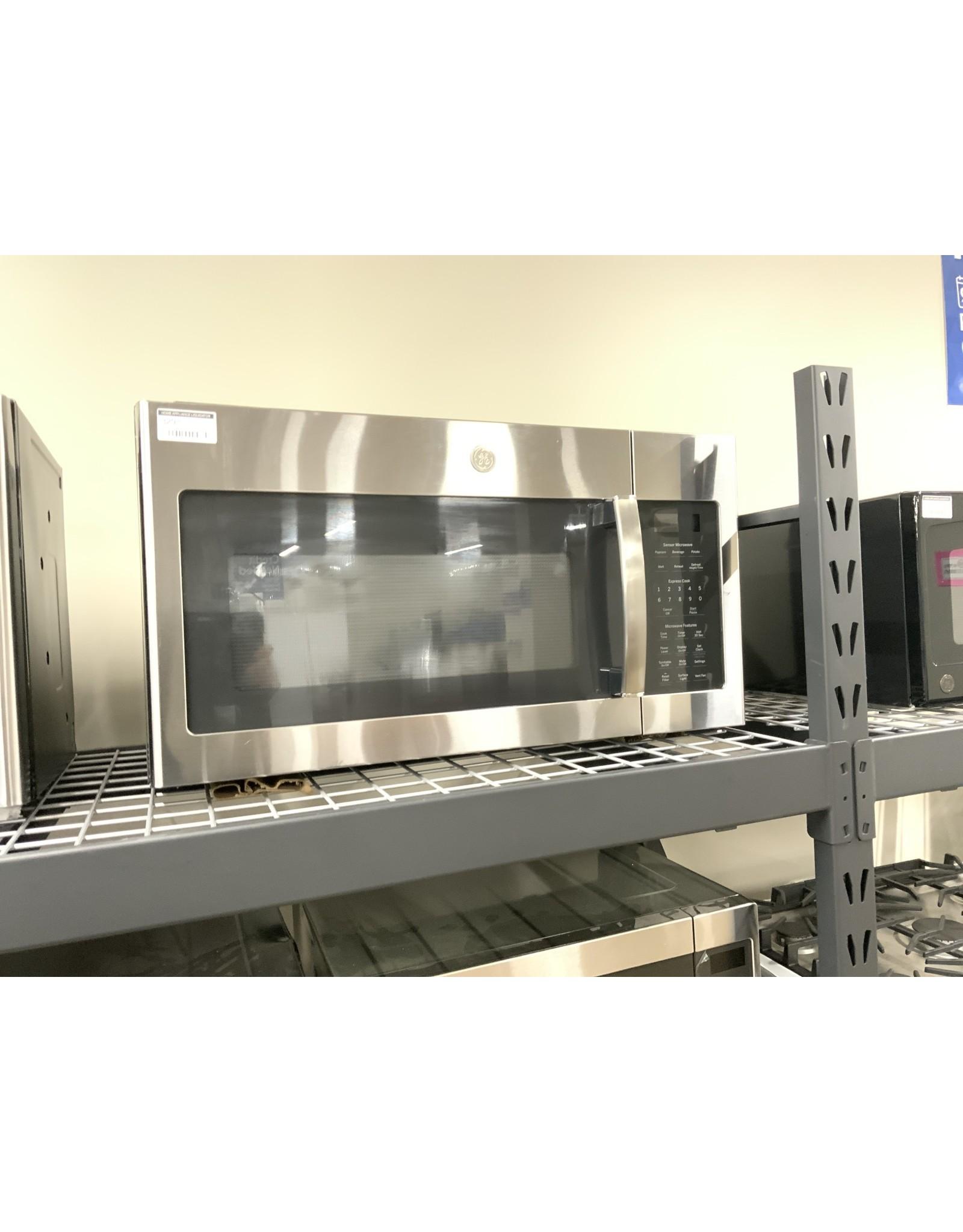 ge ge 1 7 cu ft over the range sensor microwave oven