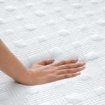 Novaform Comfortluxe 3 Gel Memory Foam Mattress Topper King Low Tide Liquidation