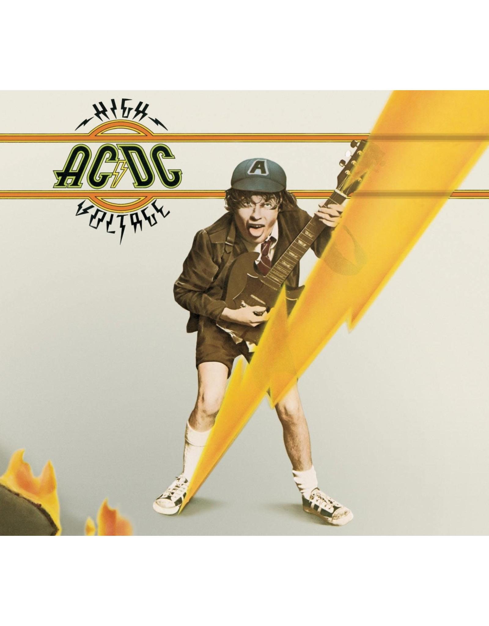 AC/DC - High Voltage (1976, Vinyl) | Discogs
