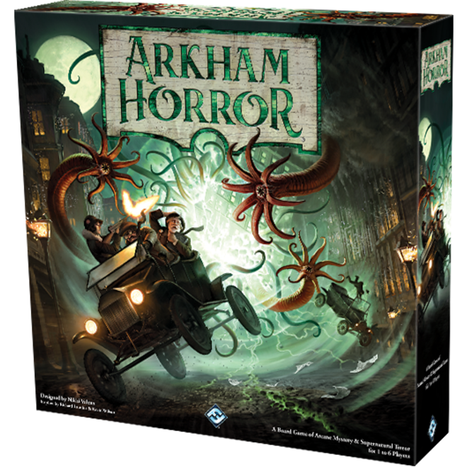 Arkham Horror: 3rd Edition - Modern Games