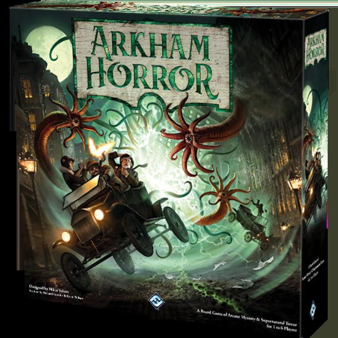 Arkham Horror: 3rd Edition - Modern Games