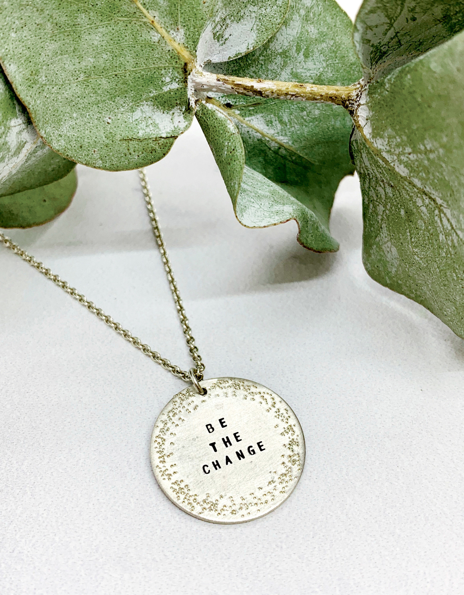 Handmade Pendant : handmade, pendant, Handmade, Silver, CHANGE