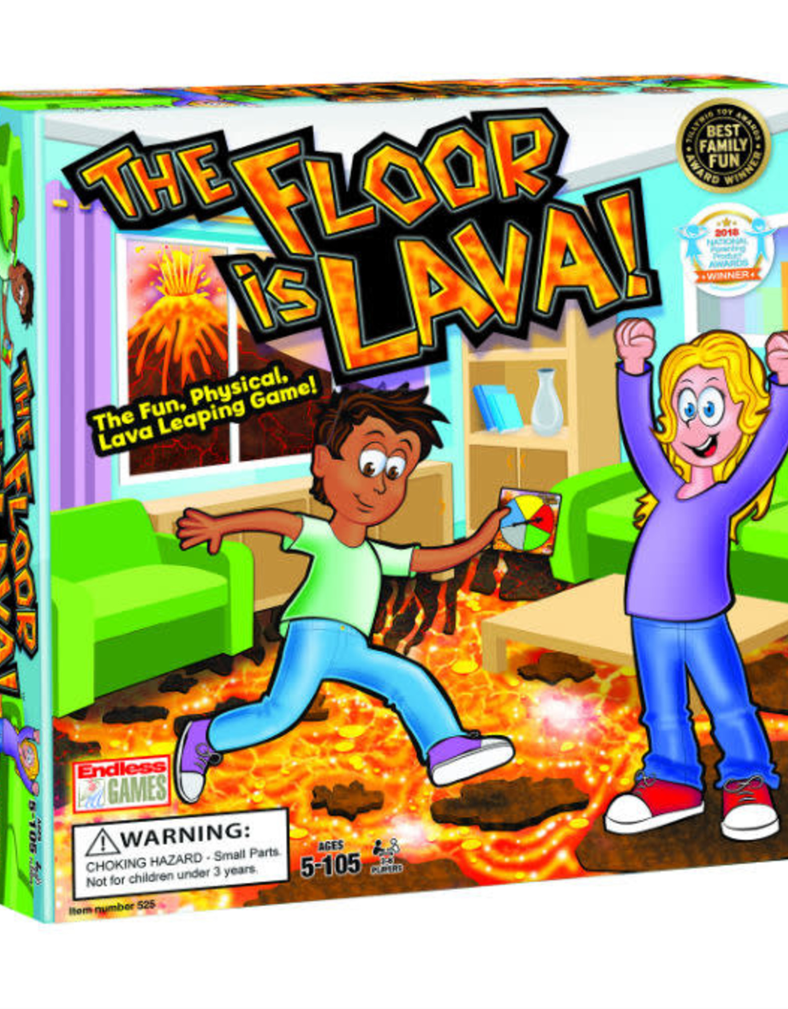 The Floor Is Lava : floor, Floor, PLAYNOW!