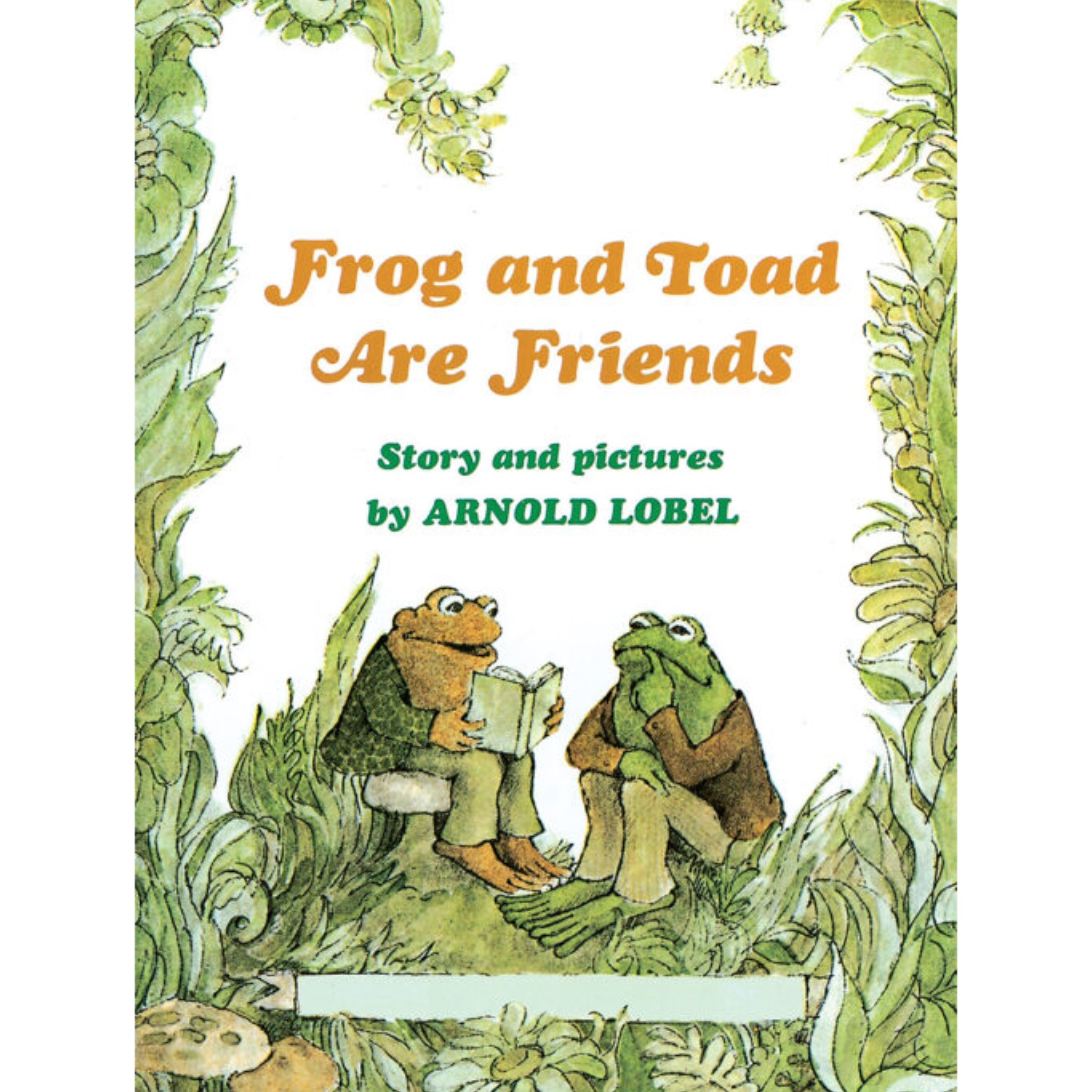 Frog And Toad Readers
