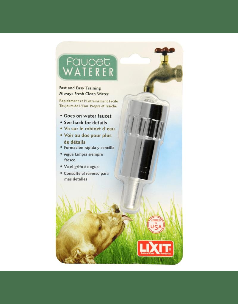 w lixit original faucet waterer