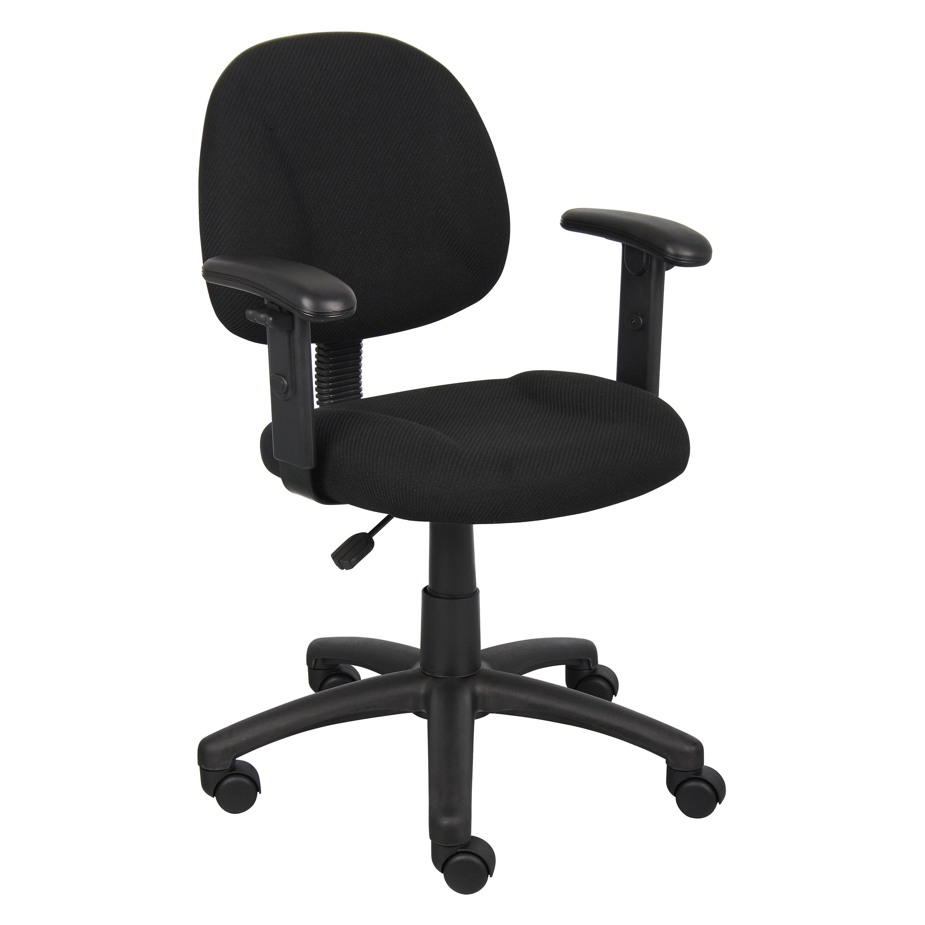 Office Chair Posture Boss Deluxe Posture Chair With Adjustable Arms Ebay