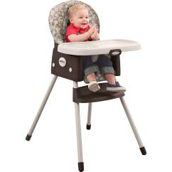Portable High Chair Booster Leather And A Half With Ottoman Graco Simpleswitch 2 In 1 Zuba Ebay