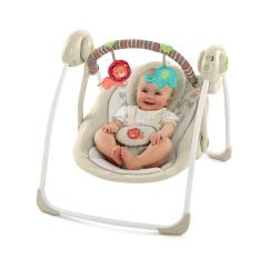 Swing Chair Baby Age King Hickory And 1 2 Comfort Harmony Portable Cozy Kingdom Ebay