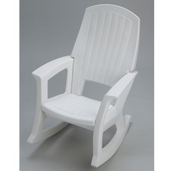 Semco Rocking Chair Leather Wingback Chairs Canada Recycled Plastic Ebay