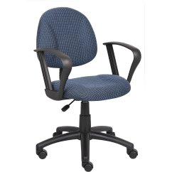 Upholstered Posture Chair Poang Design History Boss Task With Loop Arms Multiple
