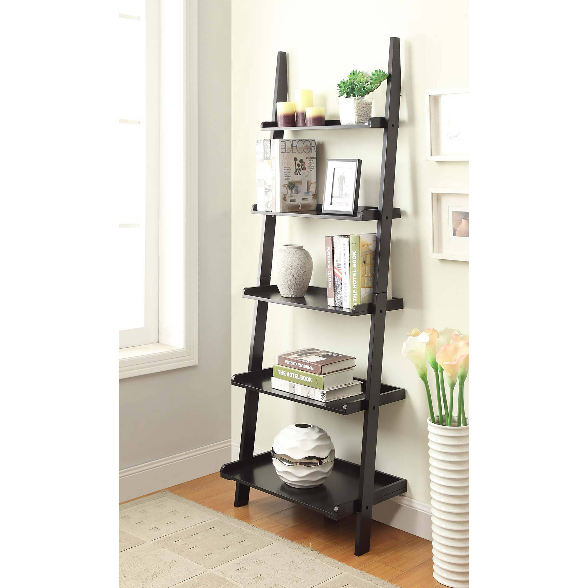 Convenience Concepts American Heritage 5 Shelf Ladder