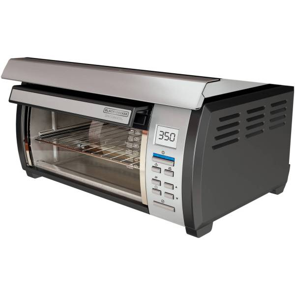 Black Decker Spacemaker Toaster Oven And Stainless
