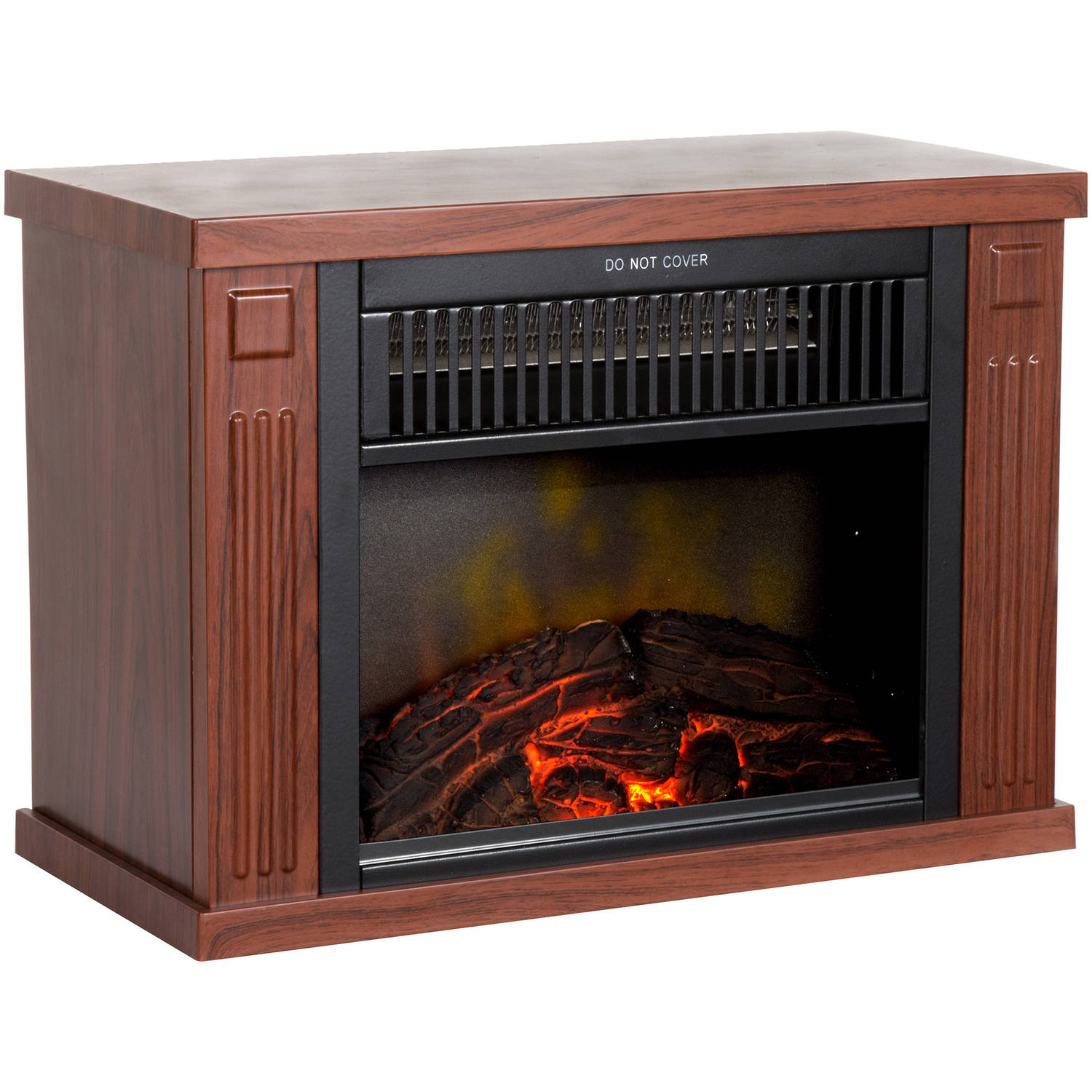 Northwest 13 Portable Mini Electric Fireplace Heater  eBay