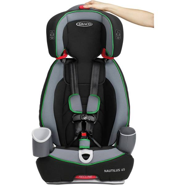 Graco Nautilus 65 3 in 1 Harness Booster Seat