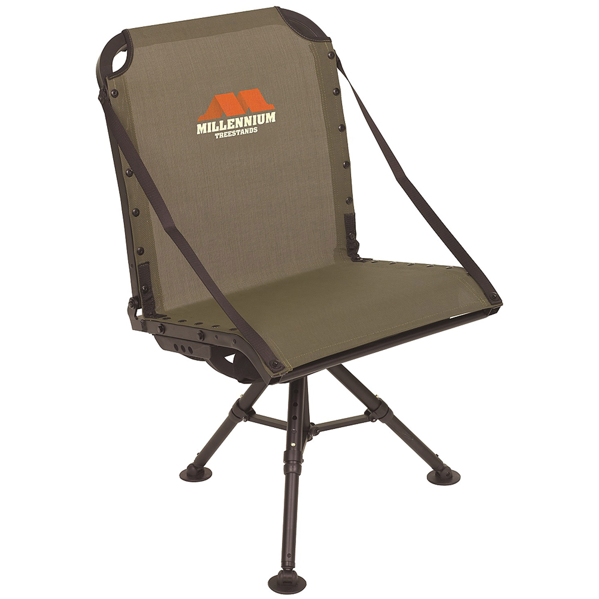 duck hunting chair vitra office chairs uk blind folding stool ground turkey deer outdoor seat details about portable brown