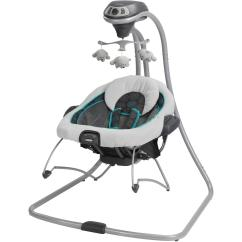 Swing Chair Baby Best Rocking Pad Set Graco Duetconnect And Bouncer Bristol Ebay
