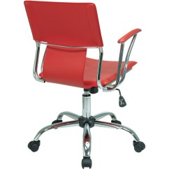 Dorado Office Chair Unfinished Wooden Chairs Star Products Avenue Six