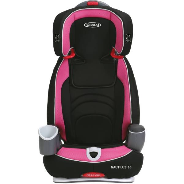 Graco Nautilus 3-In-1 Harness Booster Car Seat 65