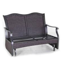 2 Seat Chairs Purple Kids Chair Better Homes And Gardens Providence Outdoor Glider Bench