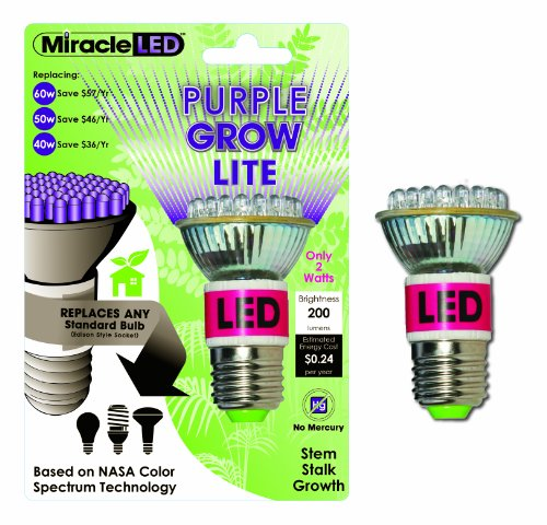 Miracle Led Grow Light Bulb