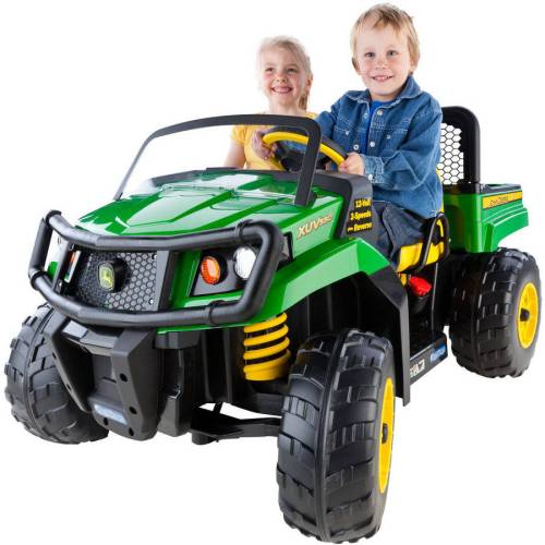small resolution of peg perego john deere gator xuv 12 volt battery powered ride on