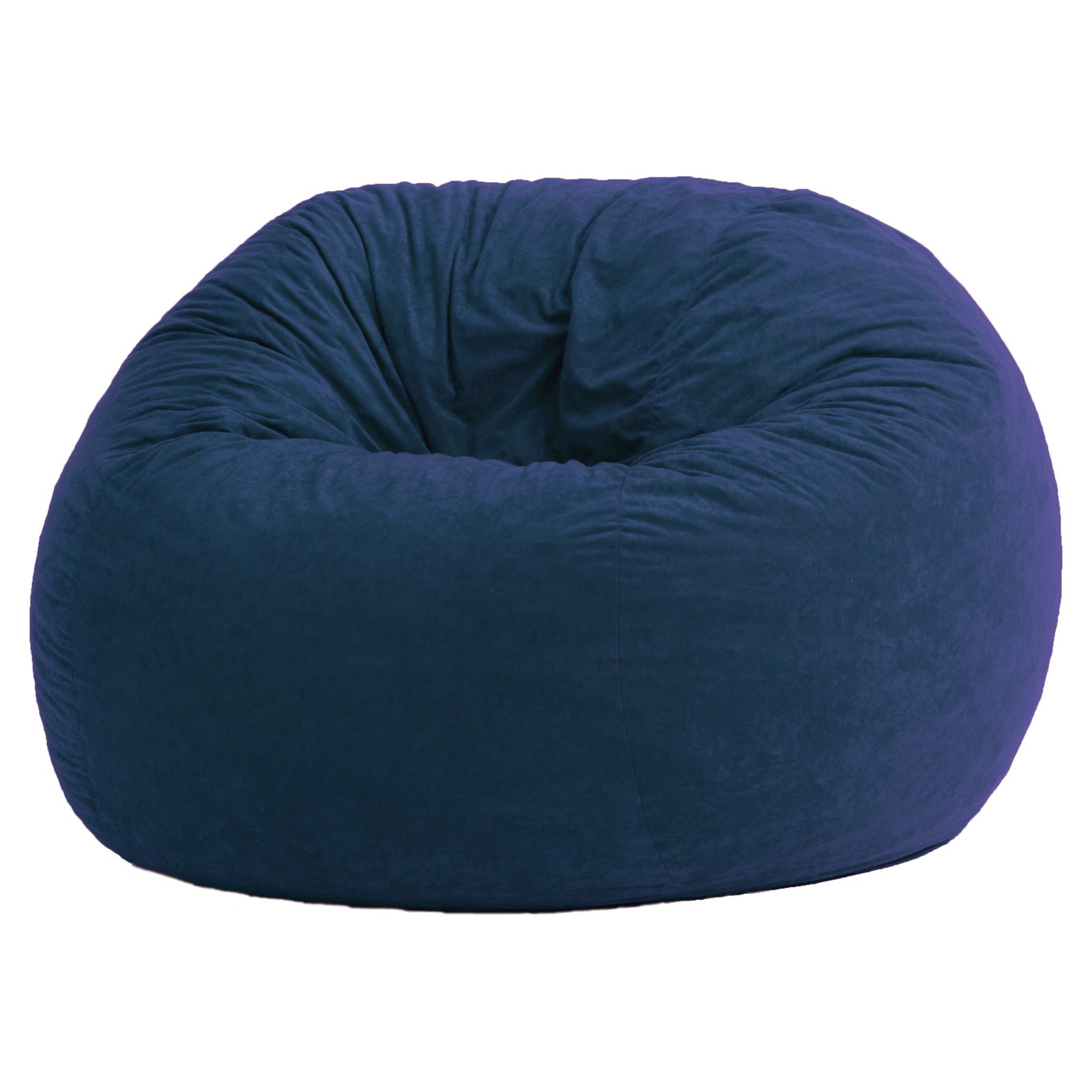 Bean Bags Chair Details About Large 4 Fuf Comfort Suede Bean Bag Chair Multiple Colors