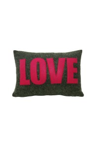 Alexandra Ferguson Felt Love Pillow from Atwater Village ...