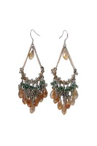 Carte Blanche Gypsy Chic Earrings from Vancouver  Shoptiques