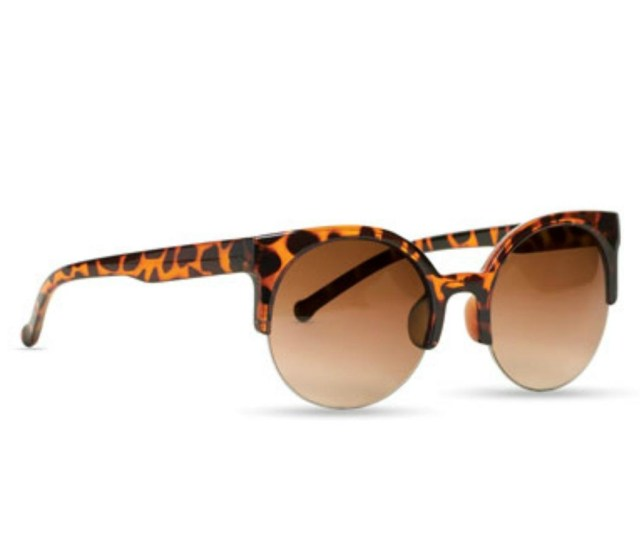 Coco Carmen Kitty Lee Sunglasses Front Cropped Image