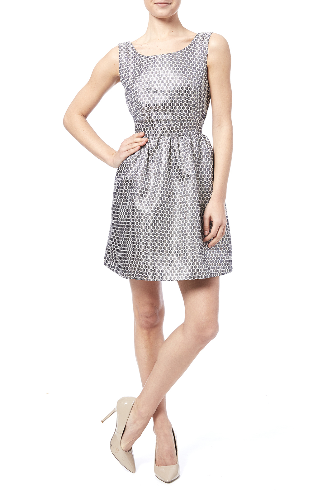 Esley Fit N Flare Dress from Illinois by Maude