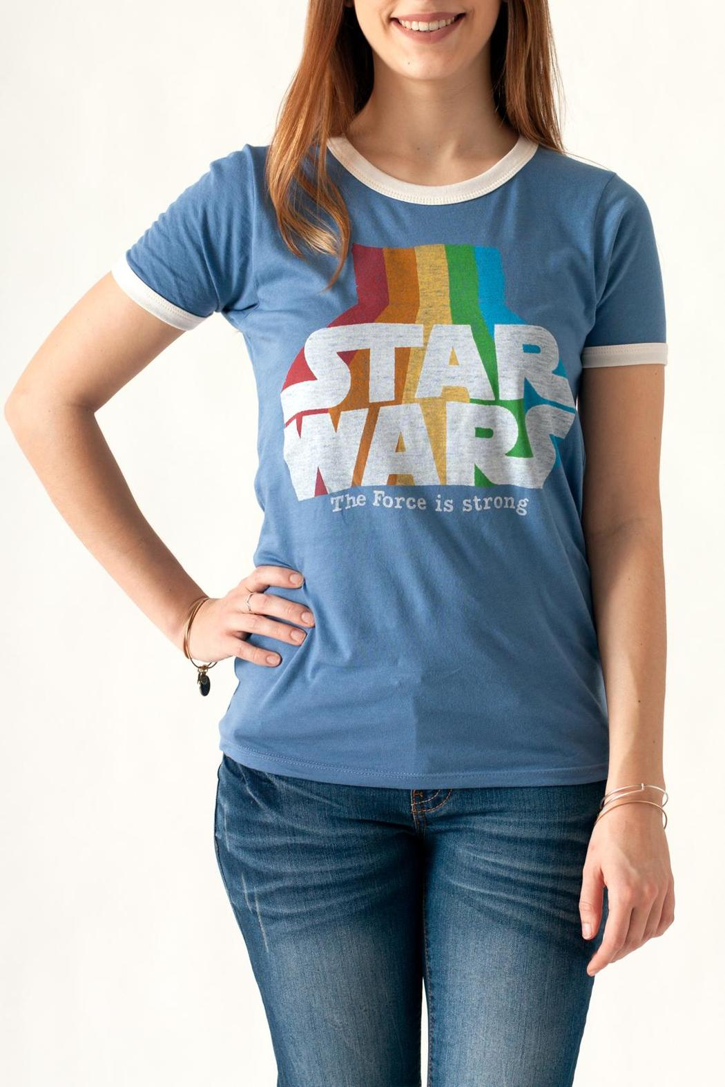 Junkfood Star Wars Ringer Tee From Philadelphia By May 23