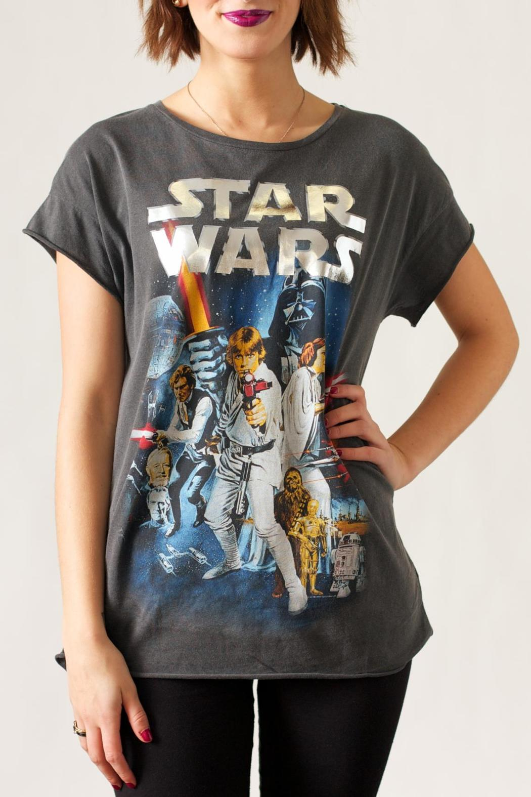Junk Food Clothing Star Wars Tee From Philadelphia By May 23